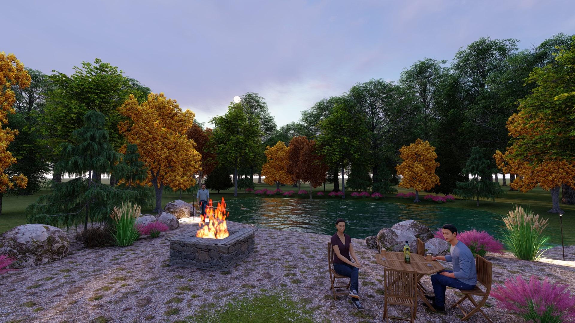 Artfulparks - Visitor Lodge