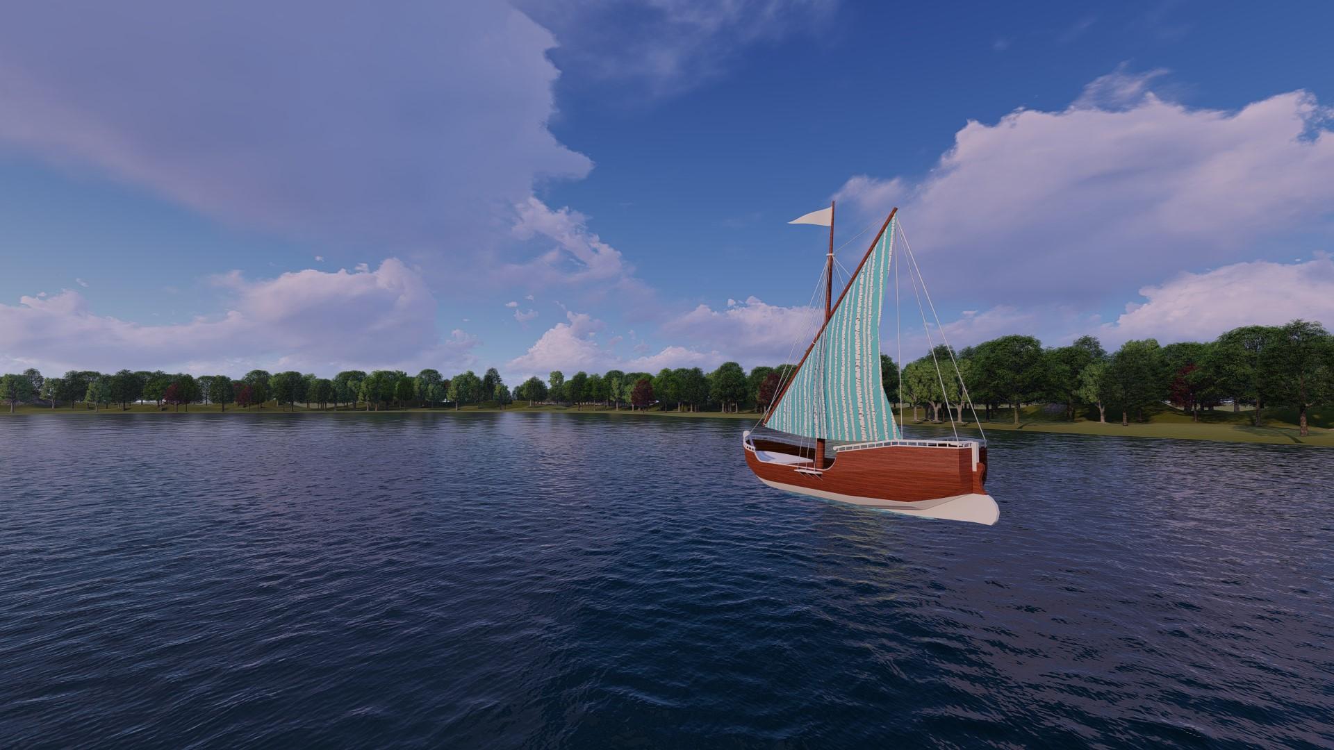 Artfulparks Lake